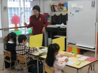 小学校受験新年長児 難関校ペーパー日曜講座