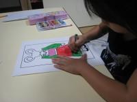 小学校受験準備(新年中) 春期講習