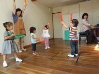 プレ幼稚園12月の無料体験