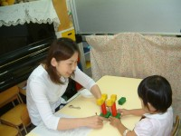 春期講習会(3年保育幼稚園受験)