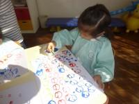 プレ幼稚園 活動レポート 継続します。