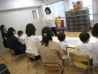 幼稚園別講習会(学習院クラス)