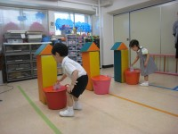 幼稚園受験準備について